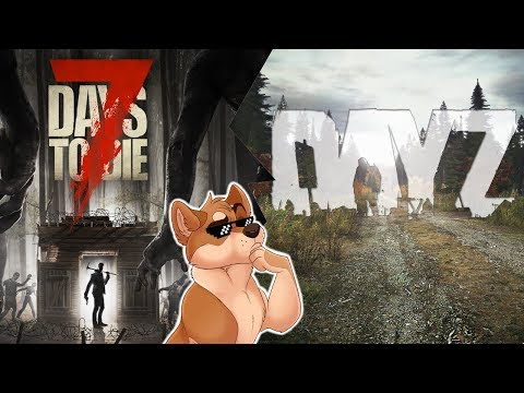 Four Years Later - DayZ & 7 Days to Die