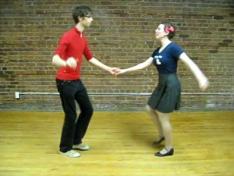 Toronto Dance Lessons: Basic Rock n' Roll Dancing Footwork
