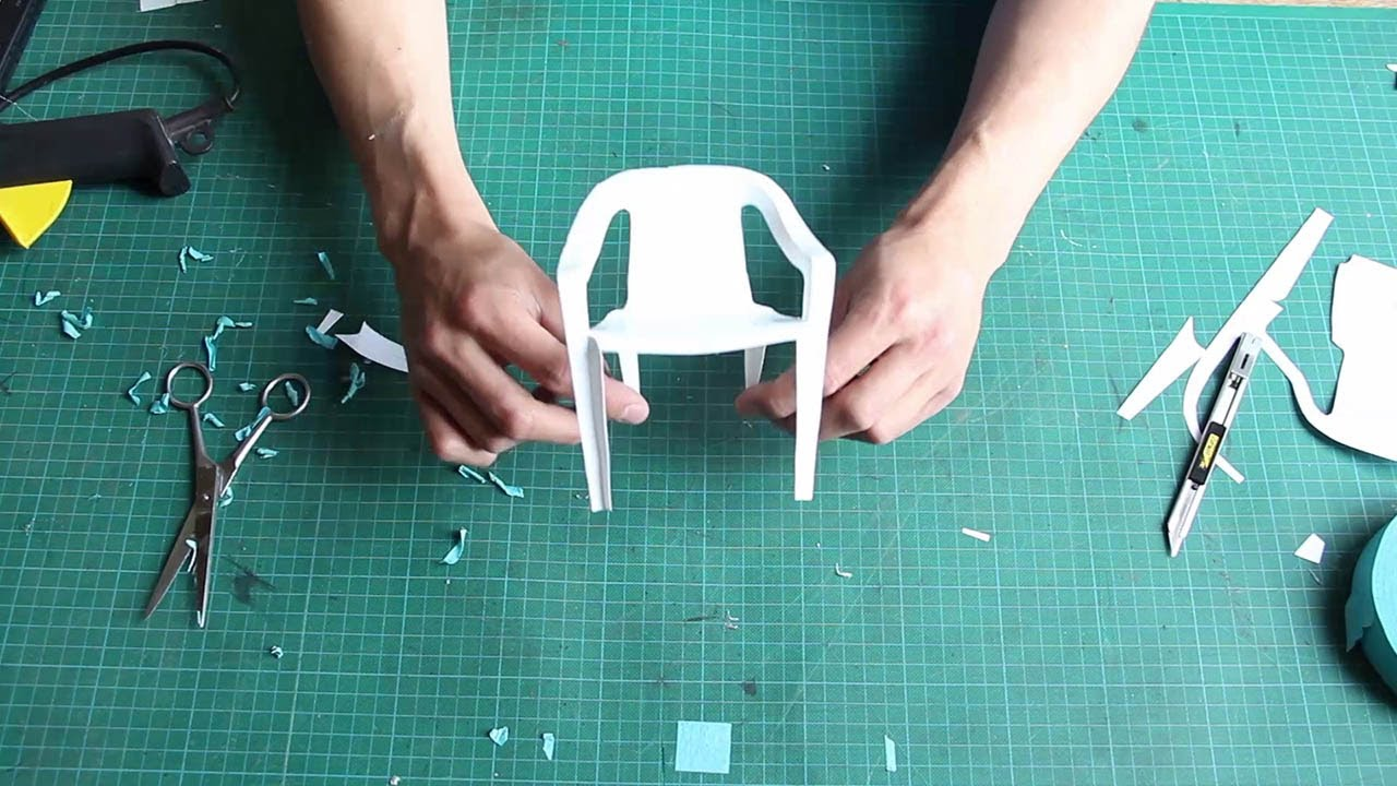 Papercraft Modelmaking Skills / Paper / From Sheet to Form
