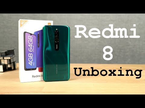 Redmi 8 Unboxing, Specs, Price, Hands-on Review