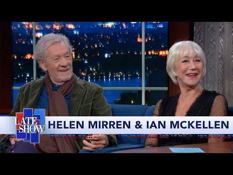 Helen Mirren & Ian McKellen: Hamlet And Juliet Are The Roles That Got Away