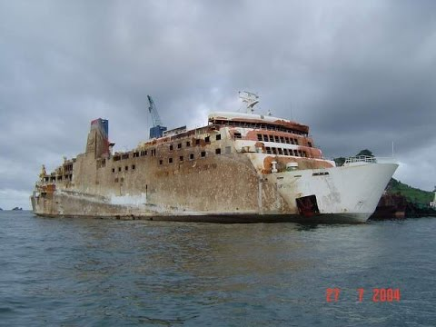 Worst Philippine Ship Disasters (Ship Accidents)