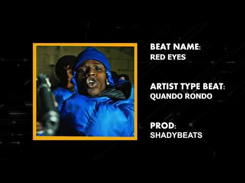 "[Free] Quando Rondo Type Beat | ""Red Eye Instrumental"" 2021"