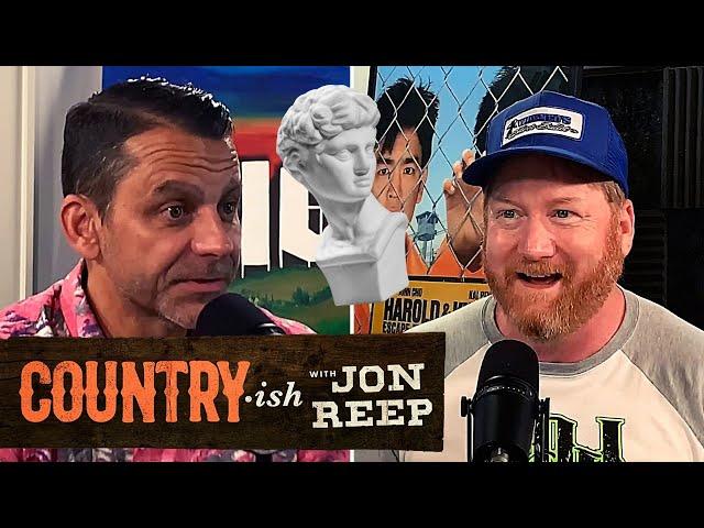 Breaking: Jon Reep is an ARTIST?!   Country·ish with Jon Reep