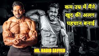 Bodybuilder and Fitness Trainer Mr. Habib Sayyed Exclusive Interview...