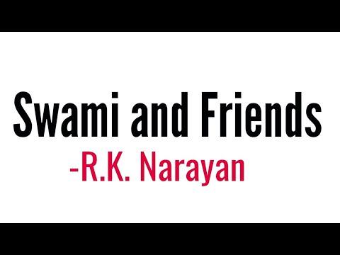 Swami And Friends Summary | RK Narayan | English Summary