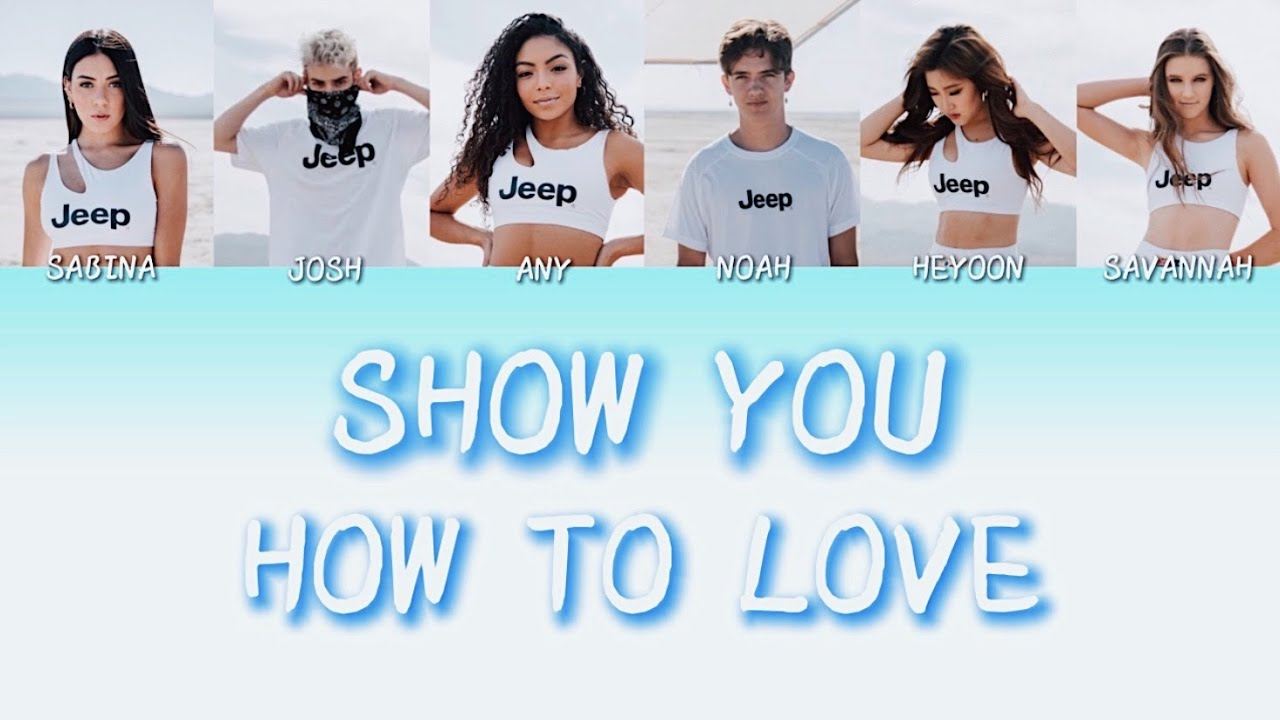 Now United - Show You How To Love [COLOR CODED PT-BR/ENG]