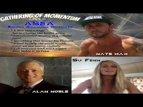 "G.O.M 20 Asea Reddox Signalling Molecules ""Alan Noble , Su Fenn, Nate Max"