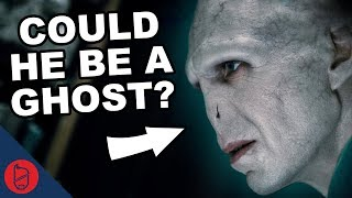 Harry Potter Theory: Why Didn't Voldemort Return As A Ghost?