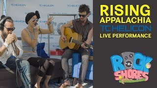 Rising Appalachia - Maid of Culmore Jam || Liveat the TC HELICON Tent