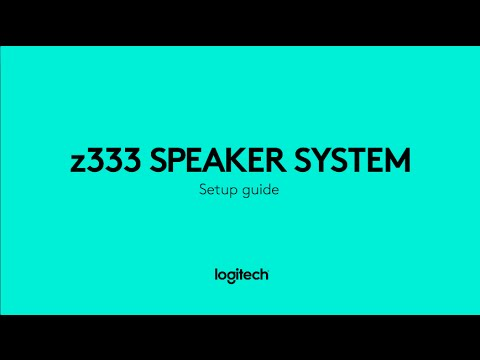 This Should Be Your Next Sound System!!! Logitech Z533 Review...