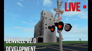 Building Bear County 2.0 | Roblox Dev Stream | LIVE