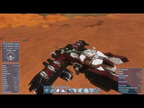 [SPACE ENGINEERS] Planetary Combat Prt.01 - Live Stream
