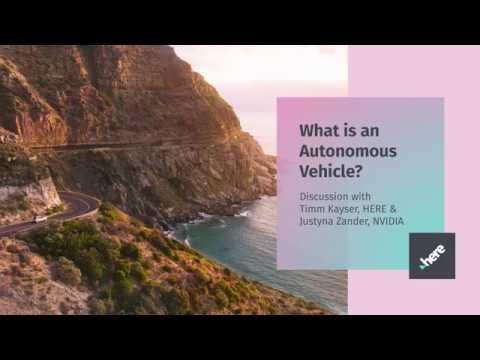 What is an Autonomous Vehicle?