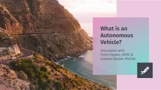 What is an Autonomous Vehicle? thumbnail