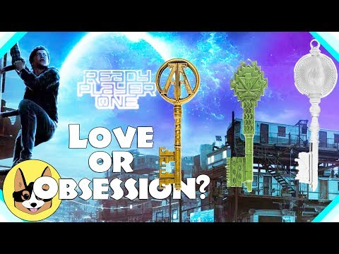 The Keys - Symbols of Obsession?     Ready Player One Theory