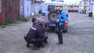 видео Задержание полицией