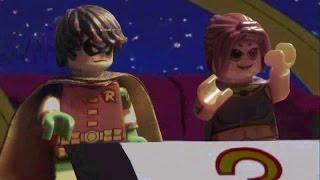 Lego Teen Titans- Ep. 4 Terra