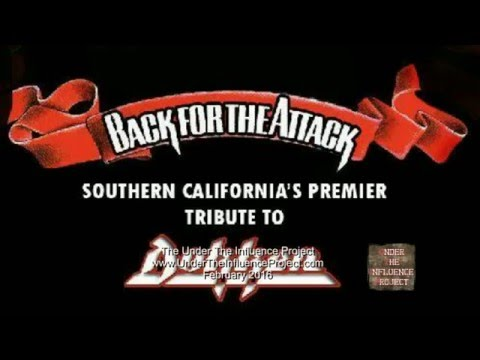 Interview with Back For The Attack Dokken Tribute Band