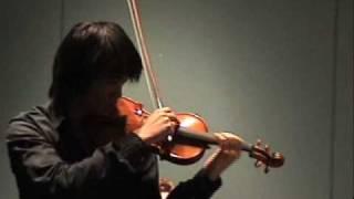 Brahms Sonata No. 1 - Un poco presto e con sentimento