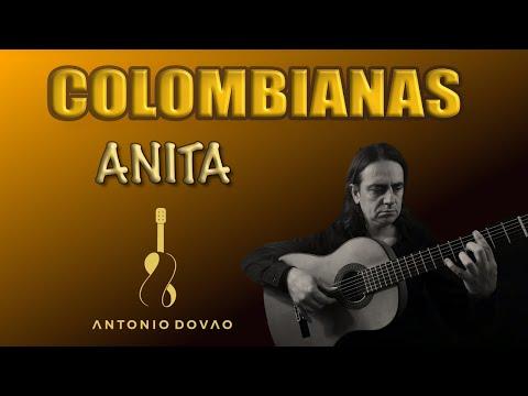 Anita (Colombianas) NUEVO DISCO