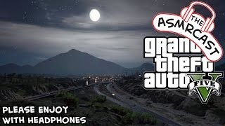 ASMR GTA V PC [1080p 60fps] - 10 Days & Nights By The Wind Farm (8 Hours Of No Talking & Nature)