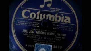 PICCADILLY REVELS BAND: JOG, JOG, JOGGING ALONG