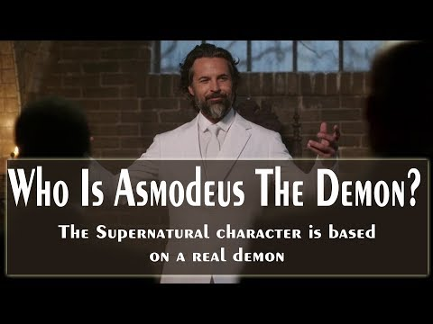 Asmodeus - The Turth About The Fallen Angel - Demons - Asmodeus From Supernatural