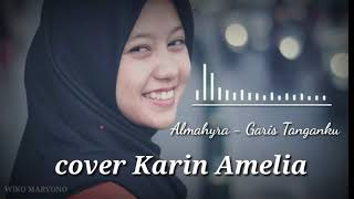Download Almahyra - Garis Tanganku | cover karin amelia
