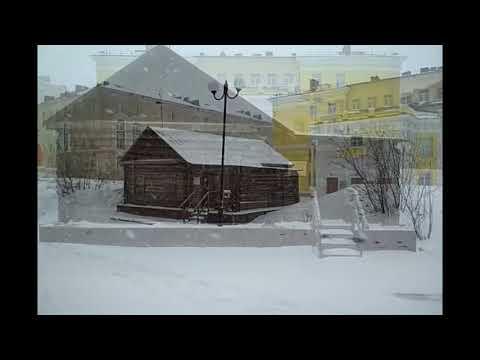 23 мая 2019 год снежный Норильск