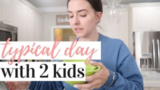 A TYPICAL DAY IN OUR LIFE WITH A BABY AND A TODDLER   FATHER'S DAY AND TARGET HAUL