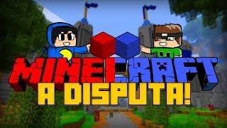 Minecraft: A DISPUTA! (Turf Wars)