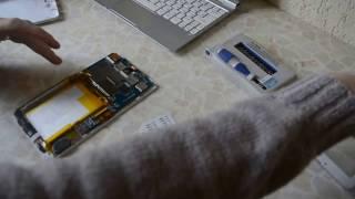 как заменить тачскрин? замена тачскрина TERRA TABLET 7