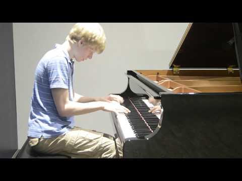 Enchanted - Taylor Swift (Piano Cover) - Nathan Schaumann
