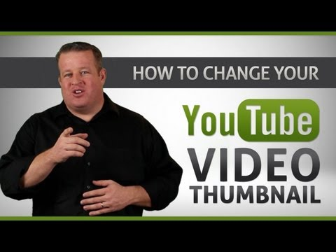How to Change YouTube Video Custom Thumbnail - Tutorial (No Software Needed) - 동영상