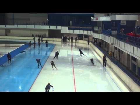 Speed Skating Chelyabinsk Kyou Hyuk  LEE, Sang Hwa LEE