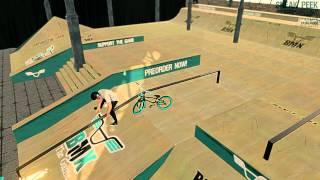 BMX The Game 0.179   The BALLSlide