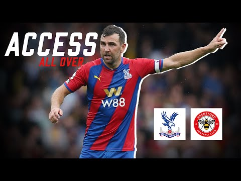Fans return to Selhurst for Crystal Palace v Brentford |  Access everywhere