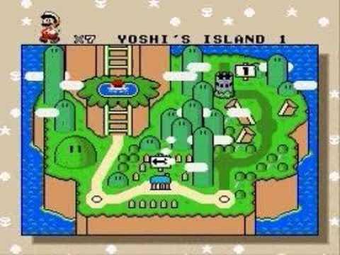 Wikizero - Super Mario World 2: Yoshi's Island