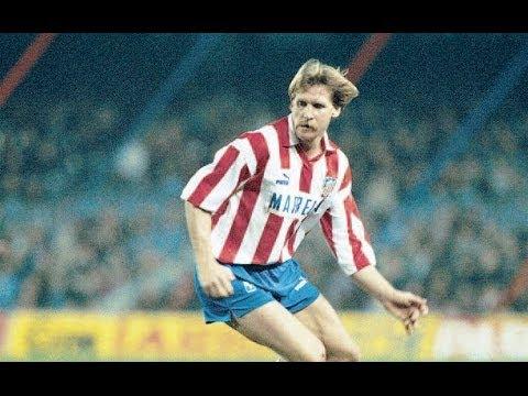 Bernd Schuster - Goles y jugadas en el Atético de Madrid