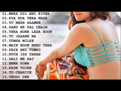 HEART TOUCHING BEST BOLLYWOOD ROMANTIC SONGS 2017 Like, comment Subscribe and enjoy