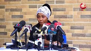 Muna Love: Ubongo wa mwanangu ulilala