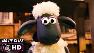 SHAUN THE SHEEP: THE MOVIE Clips, TV Spot + Trailer (2015)