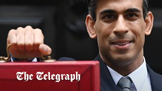 In full: Rishi Sunak delivers 2021 Budget to herald 'new age of optimism'