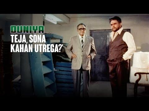 Teja, Sona Kahan Utrega?'   Duniya (1984)   Ashok Kumar, Dilip Kumar, Rishi Kapoor & Amrita Singh