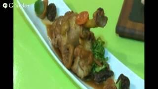 Master class Gastronómica provincia de Ávila