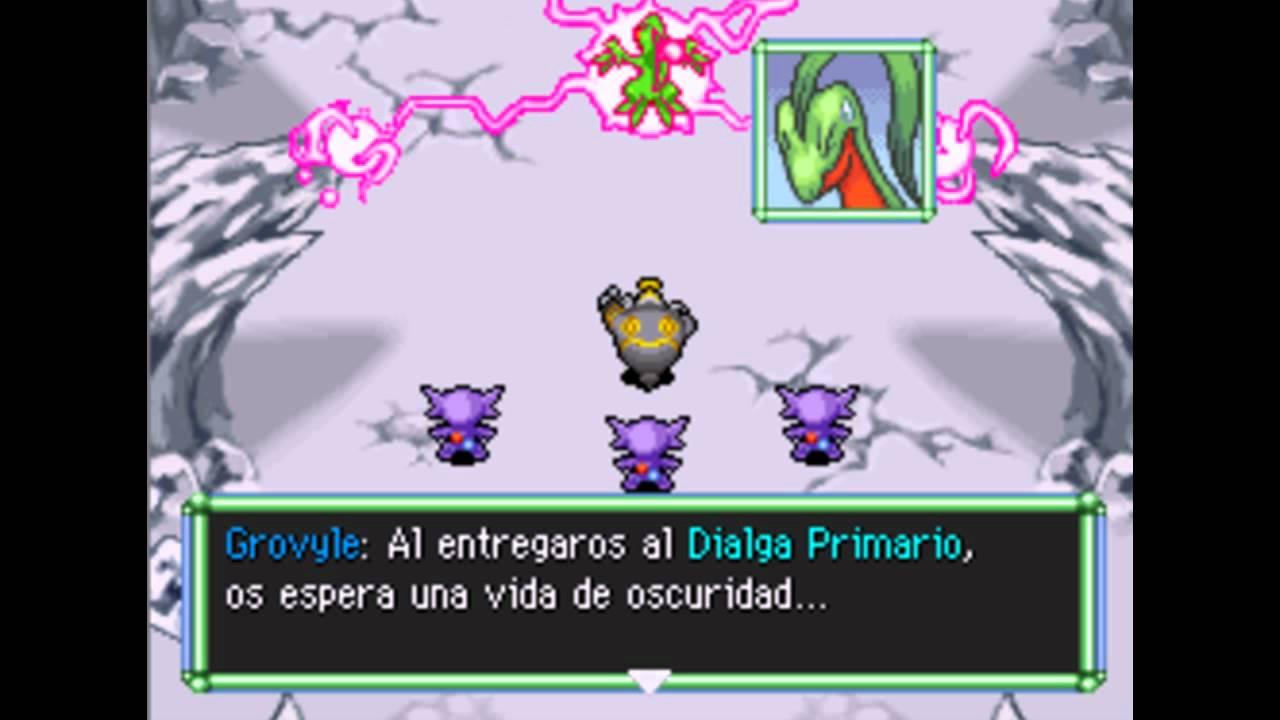 sav de pokemon mundo misterioso exploradores del tiempo