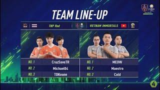 Vietnam Immortals vs TNP Red - Tứ Kết Dual - Trận 1 Nhánh Thắng [EACC Spring 2019]