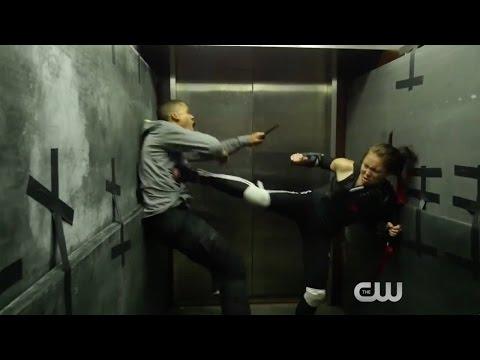 ARROW 1x07 - Director James Bamford Talks Stunts & Fight Choreography (2015) The CW HD