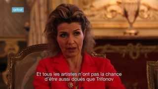 Anne-Sophie Mutter : interview vidéo Qobuz